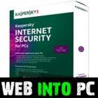 Kaspersky Internet Security 2016 get into pc