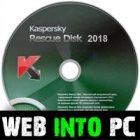 Kaspersky Rescue Disk 2018 getintomypc