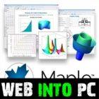 Maplesoft Maple 2019 getintodesktop