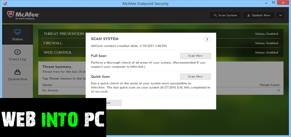 McAfee Endpoint Security 2020-get into pc