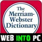 Merriam Webster Dictionary getintopc