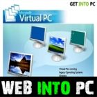 Microsoft Virtual PC 2007 get into pc