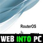 MikroTik RouterOS getinto pc