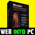Miroslav Philharmonik VST web into pc