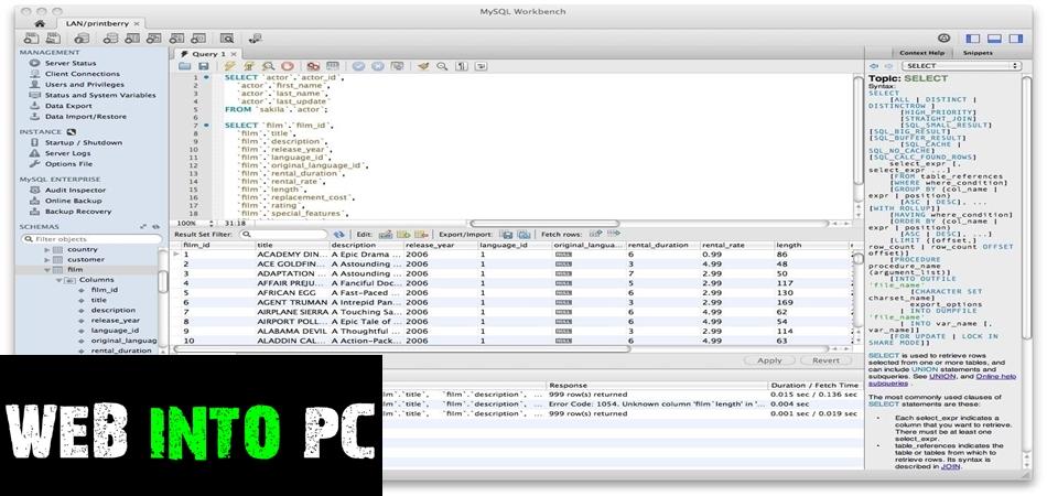 MySQL Community Server 2020-getintodesktop