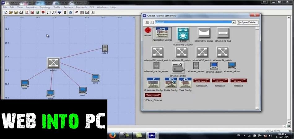 OPNET Modeler 14.5-getintopc site