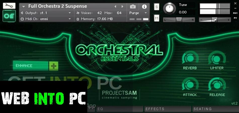 Orchestral Essentials 2 (KONTAKT)-get into pc