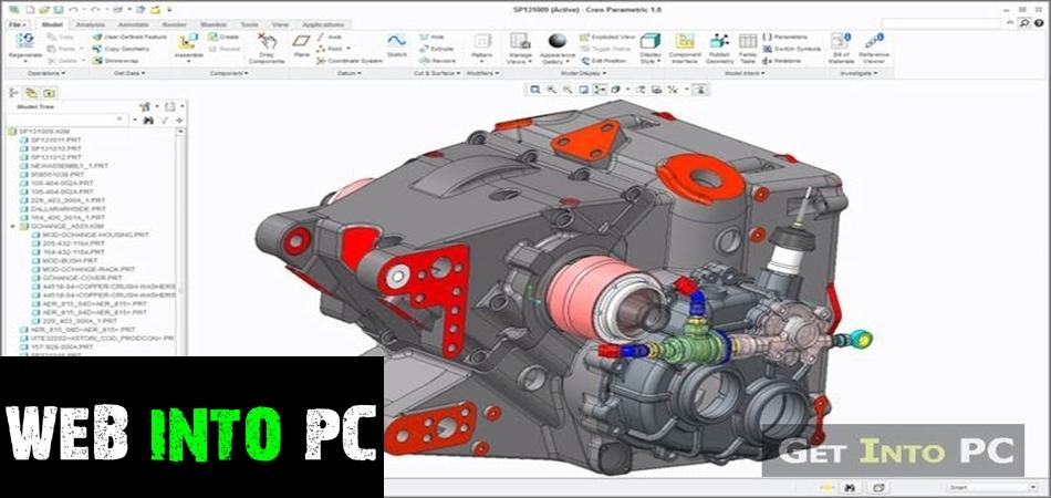 PTC Creo 2.0 M010-getintopc