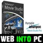 Portable Ashampoo Movie Studio Pro getinto pc