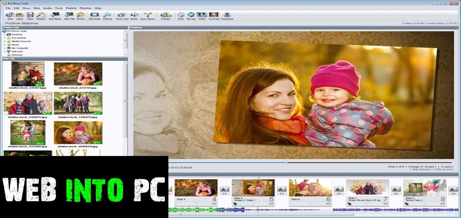 ProShow Gold-getintodesktop