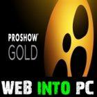 ProShow Gold getinto pc