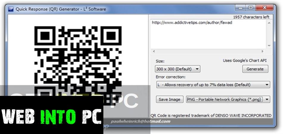 QR Code Generator-get intopc