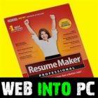 ResumeMaker Professional Deluxe 2018 getintopc