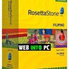 Rosetta Stone Filipino With Audio Companion web into pc