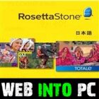 Rosetta Stone Japanese with Audio Companion getintopc site
