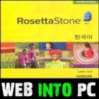 Rosetta Stone Korean with Audio Companion getintodesktop