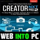 Roxio Creator NXT Pro 3 getintopc website