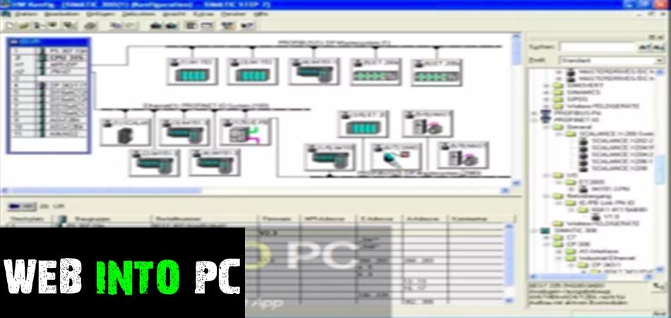 Siemens STEP 7 MicroWIN-getinto pc