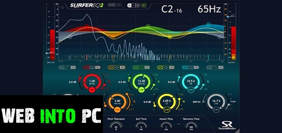 Sound Radix – SurferEQ 2020-getintopc