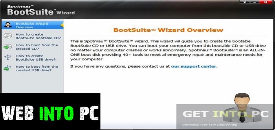 Spotmau BootSuite ISO-igetintopc