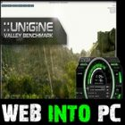 UNIGINE Valley Benchmark web into pc