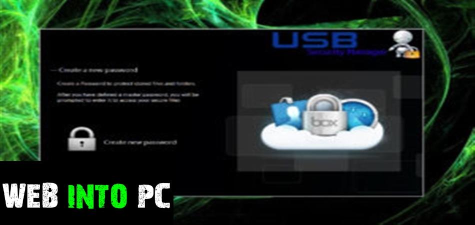 USB Security Manager-getintopcs