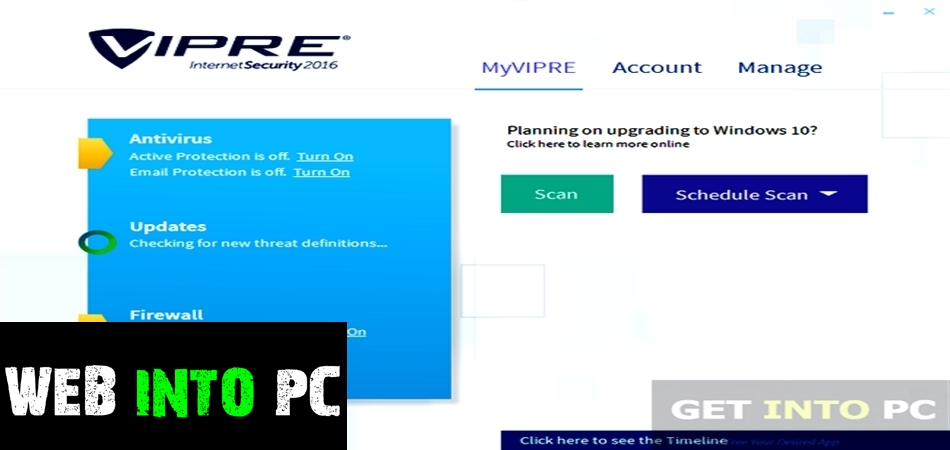 VIPRE Internet Security with Firewall 2016-getintopc site