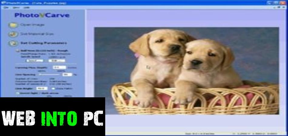 Vectric PhotoVCarve-getintodesktop