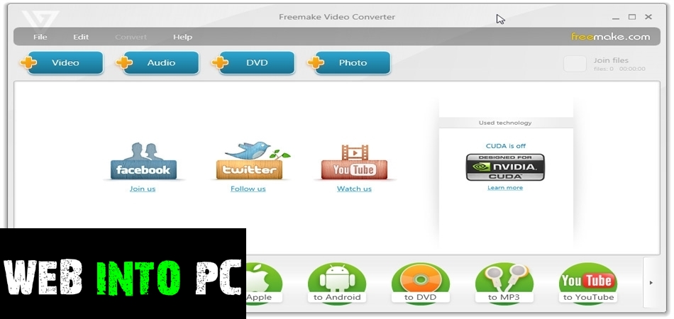 Video Converter – Supports 200+ Formats-get into pc