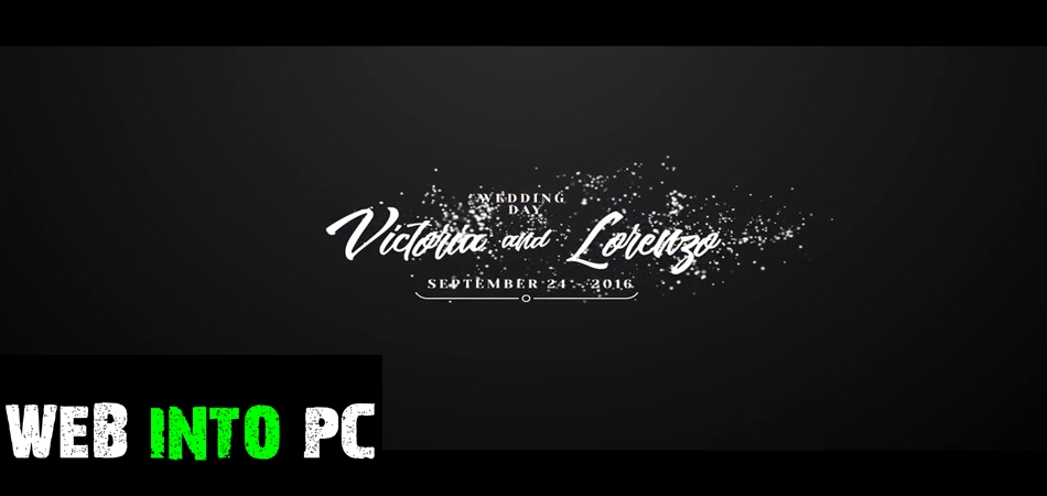 VideoHive – Wedding for After Effects-igetintopc