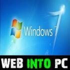 Windows 7 Aero Blue Lite Edition 2016 32 Bit get into pc