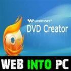Wondershare DVD Creator 2019 getintopc