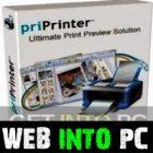 priPrinter Server 2020 get into pc